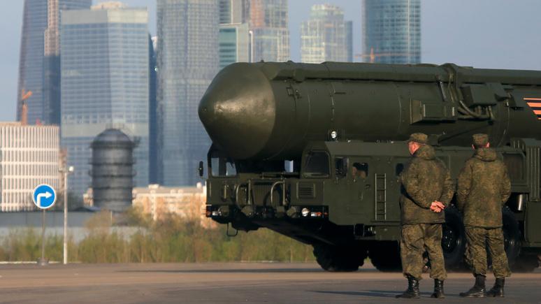 Daily Star: российская «Мёртвая рука» не оставит агрессора без возмездия