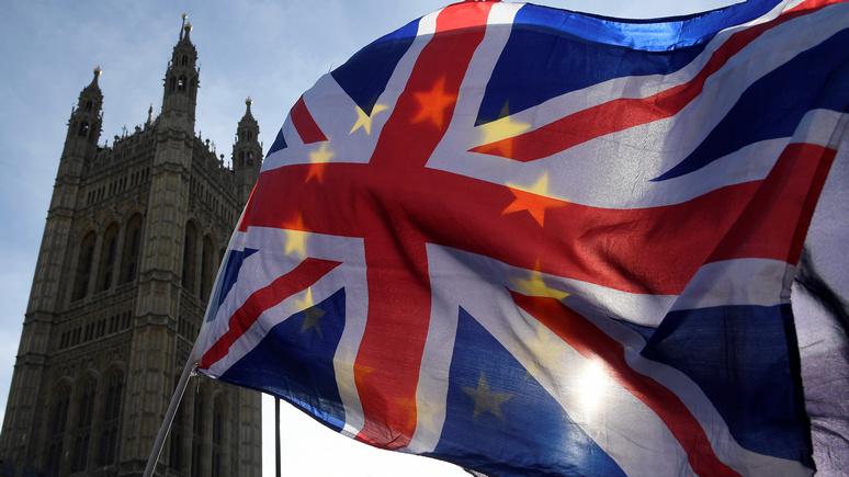 Guardian: «Новичок» сплотил Европу, и теперь брексит кажется абсурдом