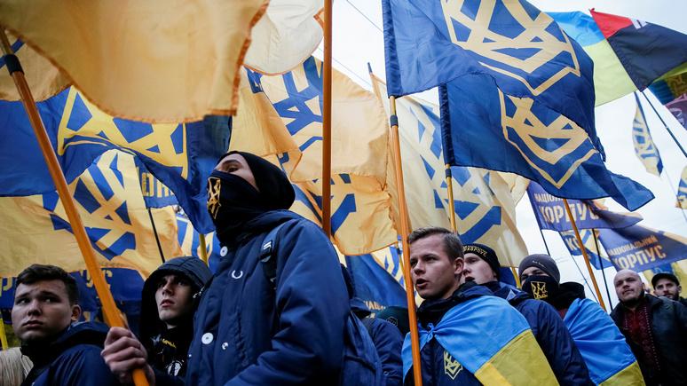 Libération рассказала о Национальной дружине — конкуренте украинской полиции