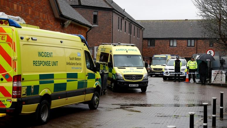 Sky News: британский друг Скрипалей призвал умертвить их из милосердия