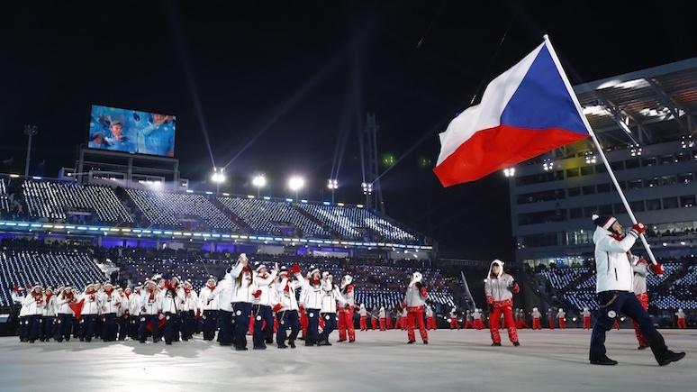 Telegraph: Олимпийский комитет Чехии предлагает изменить короткий и недостаточно патриотичный гимн
