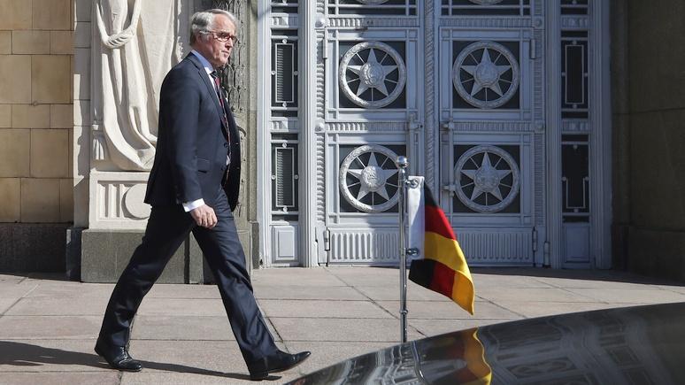 Der Tagesspiegel: Берлин не в обиде на Москву за дипломатов — будущие отношения важнее