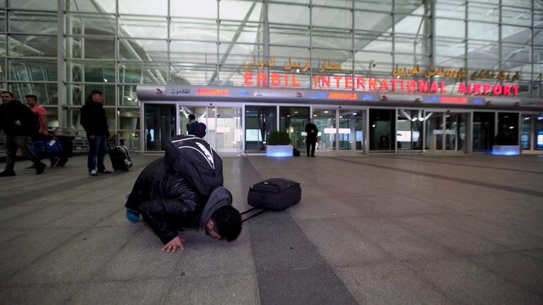 DWN: беженцы отказались покидать Германию даже за деньги