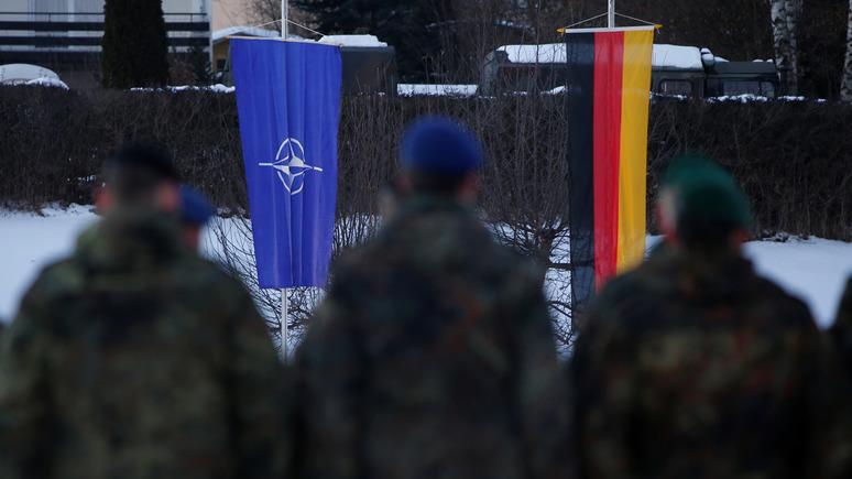 DELFI: эстонские наркоманы украли планшет с военными тайнами у немецкого подполковника