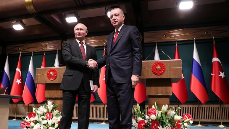 N-TV: Путин для Турции — «дорогой друг», даже если НАТО этому не радо
