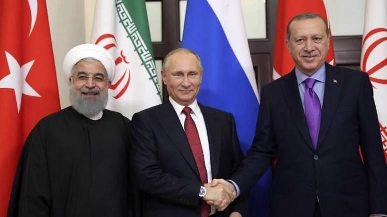 Немецкий эксперт: встреча Путина, Эрдогана и Рухани в Анкаре — «шоу, не приближающее перемирия в Сирии»