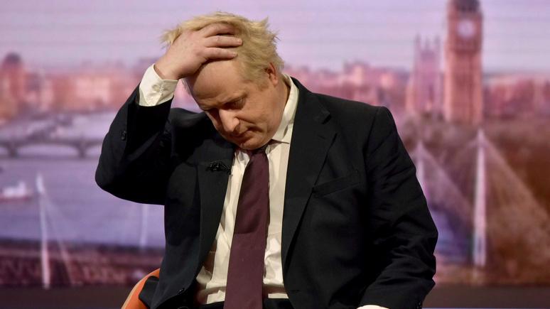 Guardian: время неудобных вопросов для Джонсона из-за удалённого твита