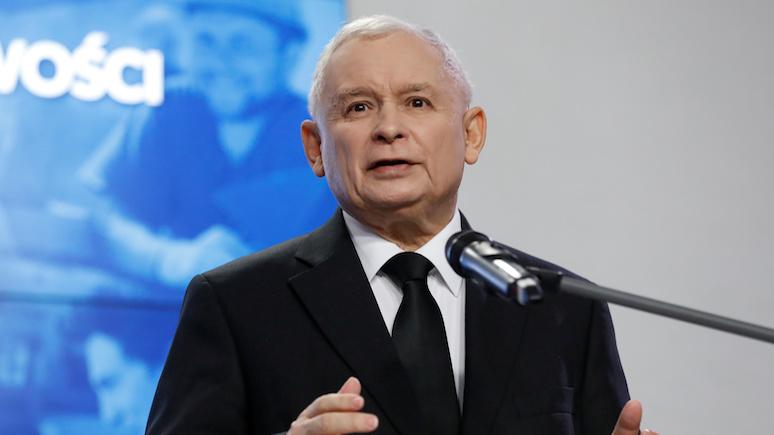 Качиньский не исключил, что Россию «поймают за руку» и в смоленской катастрофе