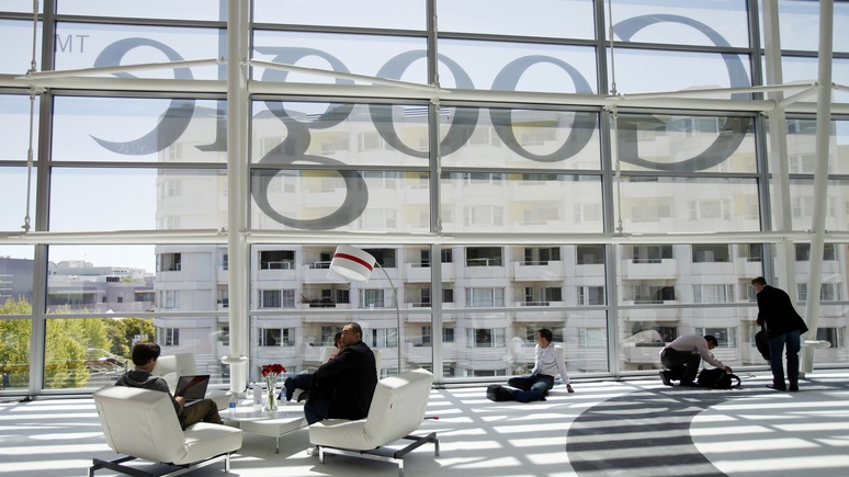 Financial Times: работники Google протестуют против сотрудничества с Пентагоном