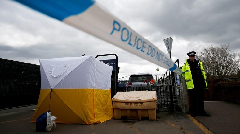 Deutschlandfunk не удалось выдавить из британского посла доказательств российской вины