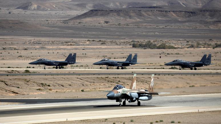WSJ: Сирия считает, что за ракетным ударом по её авиабазе стоит Израиль