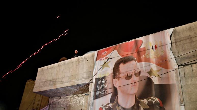 Guardian: только победа Асада положит конец гражданской войне в Сирии — Запад ничего не изменит