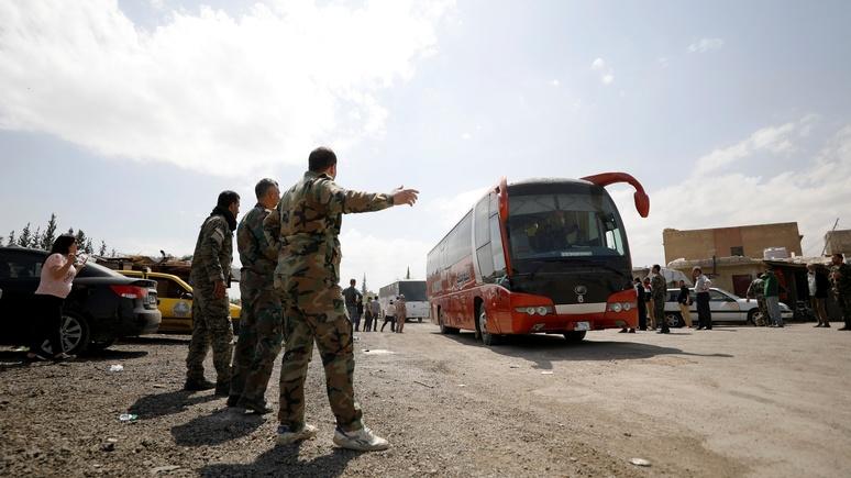 Ouest-France: российские специалисты не нашли следов химатаки в сирийской Думе