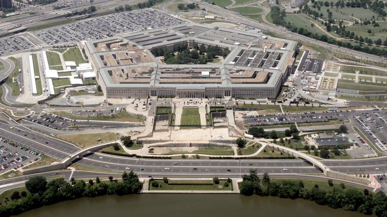 LAT: Пентагон обеспокоен, что при ударе по Сирии под прицелом могут оказаться россияне