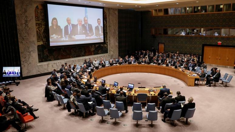 Das Erste: Совбез ООН трижды не смог договориться о расследовании химатак в Сирии