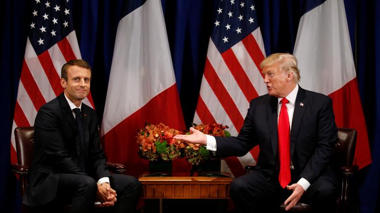 Французский эксперт: в сирийской войне Франция ошиблась с союзником