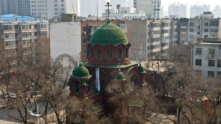 Global Times: в Харбине открылся православный храм с первым священником-китайцем
