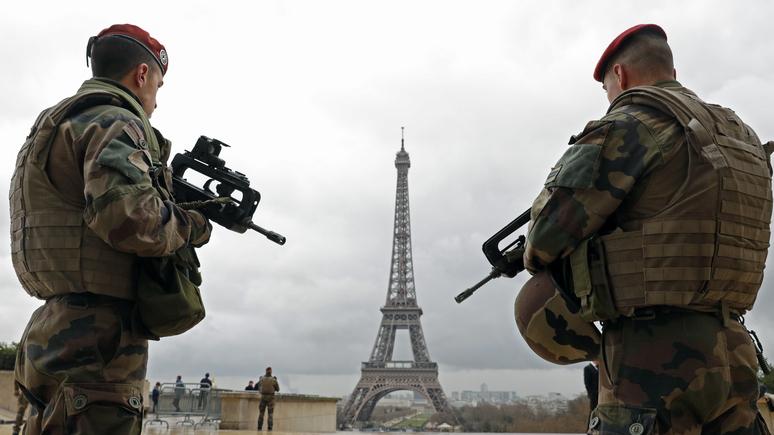 Le Figaro: у Франции в Сирии своя секретная война