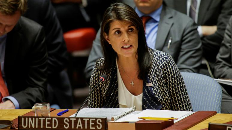 Washington Post: на заседании Совбеза ООН по Сирии США обвинили Россию во лжи