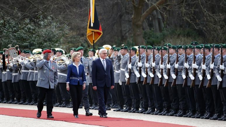 Bild: президент Германии призвал Россию и США исполнить «долг» перед миром
