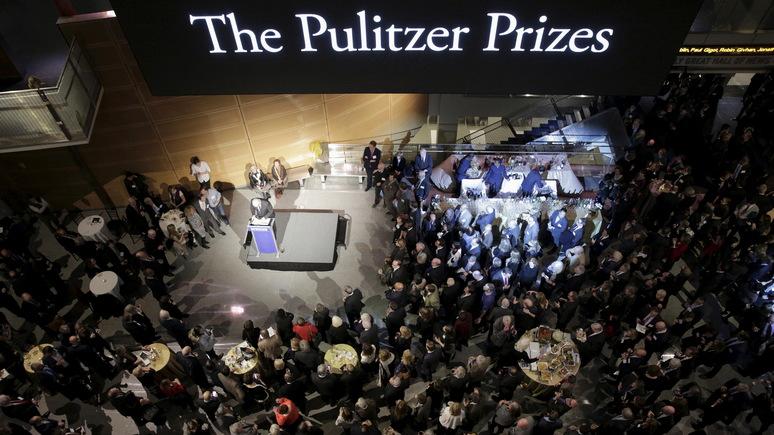 Independent: американские СМИ получили «Пулитцера» за «российское вмешательство»
