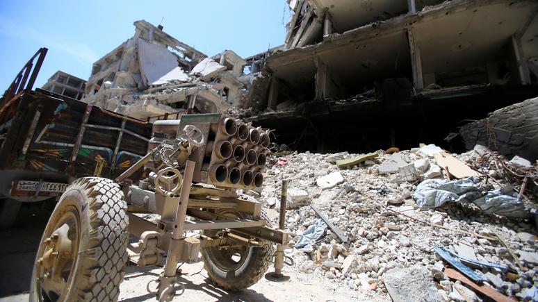 Independent: сирийский врач рассказал, от чего на самом деле пострадали жители Думы