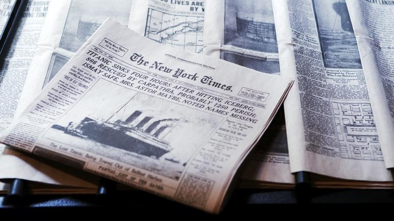 HuffPost: спасшихся с «Титаника» китайцев в США встретили расизмом, а потом выгнали