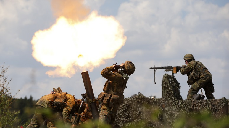 Foreign Policy: служба иммигрантов в армии решила бы ряд европейских проблем