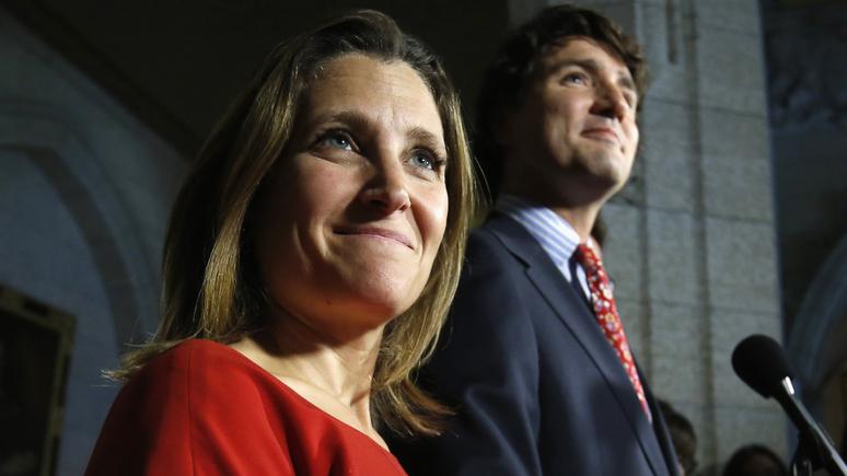 «Угодить США и украинской диаспоре» — Globe and Mail поведала об истоках антироссийской политики Канады