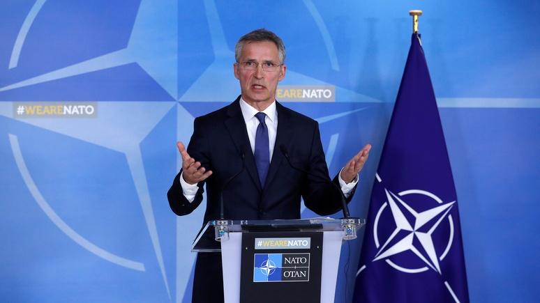 Baltic Times: НАТО не собирается наращивать силы в Прибалтике