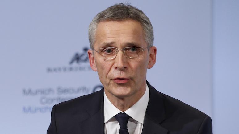 Столтенберг: НАТО не хочет изолировать Россию — она наш сосед