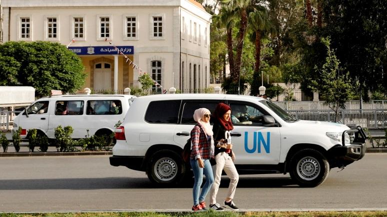 Times: эксперты ОЗХО определят достоверность «химатаки» в сирийской Думе