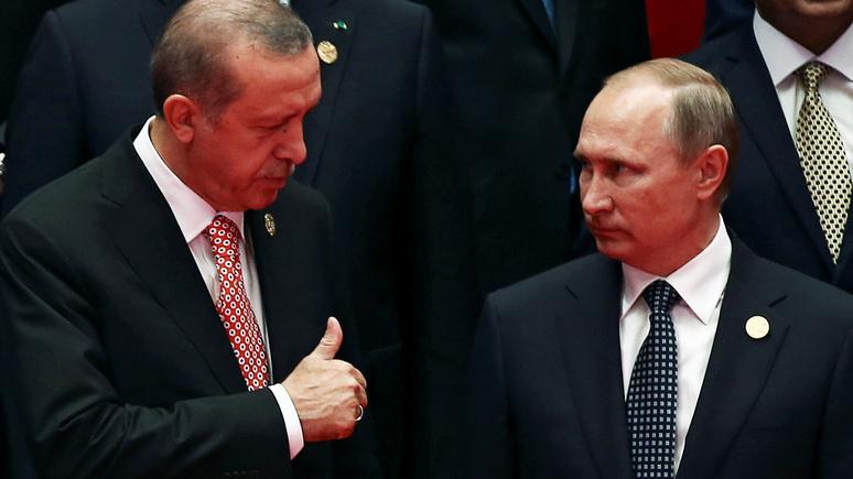 Time: Эрдоган правит Турцией по-путински — и это ей на пользу не идёт
