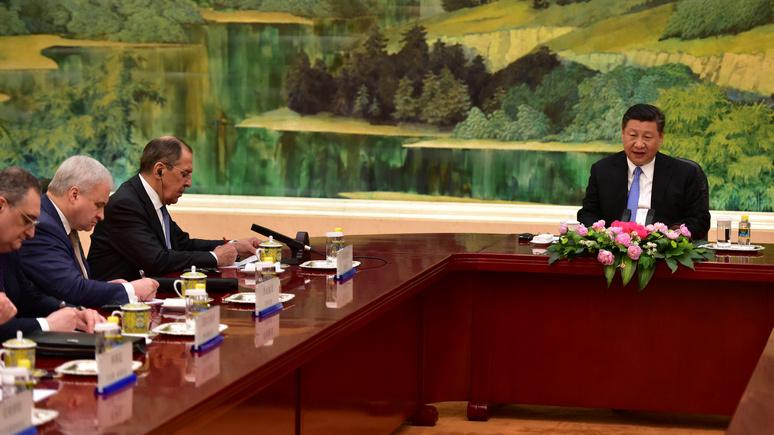 Die Welt: Россия и Китай будто созданы друг для друга — на первый взгляд