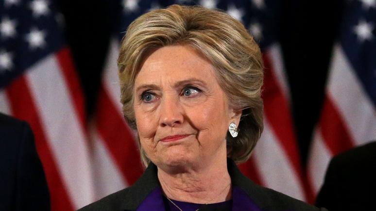 Обозреватель WT о проигрыше Клинтон: она знает, и мы знаем, что она знает причину