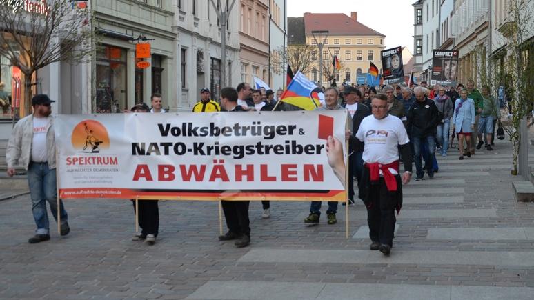 Zeit: для немецких правых Путин и Асад — «примеры для подражания», а НАТО — «образ врага»
