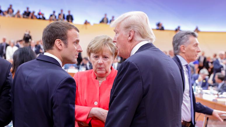 Wyborcza: сегодня для Европы «загадочный Трамп» опаснее России или Турции