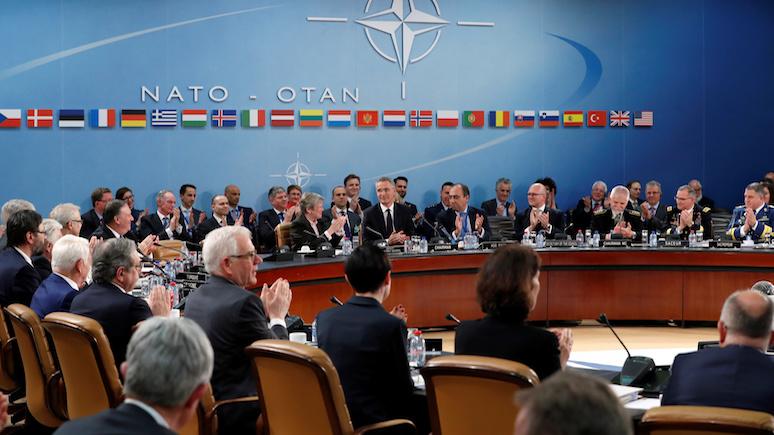 Niezalezna: члены НАТО не снимут санкции до тех пор, пока Россия будет угрожать