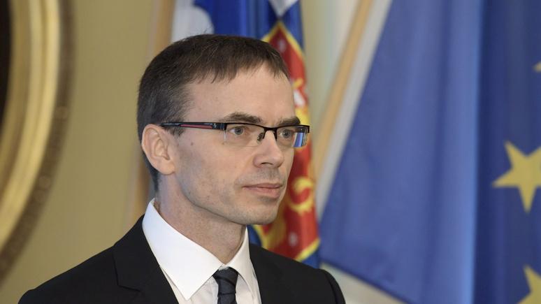 Глава МИД Эстонии — Юнкеру: когда Москва начнёт соблюдать международное право, тогда и будем говорить на равных