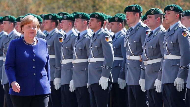 Немецкий политик: в Москве Меркель уважают — ей и быть посредником