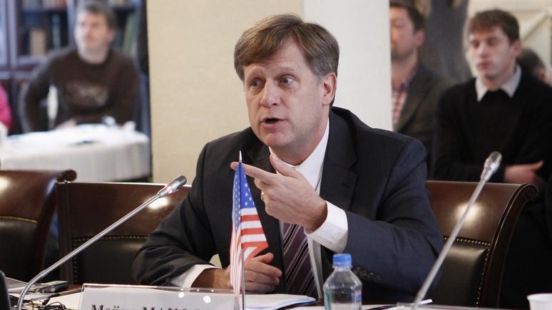 WP: Макфол призвал Запад защитить украинские выборы от посягательства Москвы