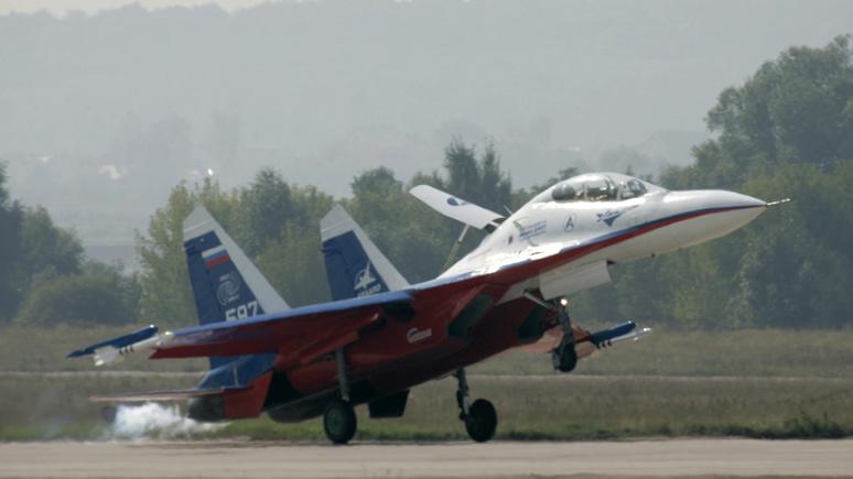 El Mundo: пилоты российского Су-30 погибли, пытаясь спасти самолёт