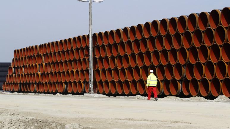 National Interest: «Северный поток — 2» — это не оружие Москвы, а просто ещё один газопровод в Европу