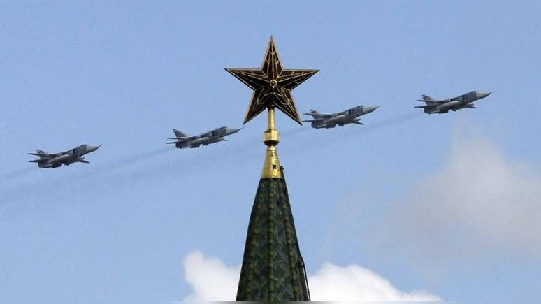 Times: на параде Победы Москва похвастает гиперзвуковым «Кинжалом»