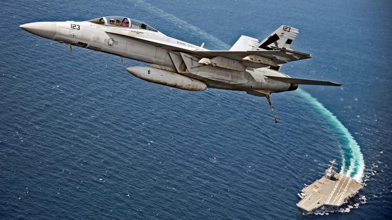 CNN: США восстанавливают Второй флот на фоне напряжённости с Россией