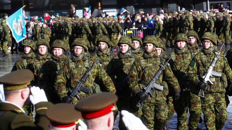 Президент Эстонии: нас никто не осмелится тронуть, если мы будем, как «Ёж»