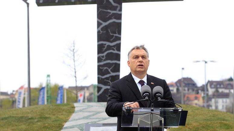 Politico: на премьерском посту Орбан пообещал венграм безопасность и сохранение христианской культуры