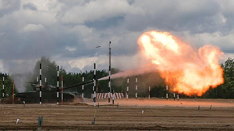 NI: Польша и Прибалтика занервничали из-за новых российских танков