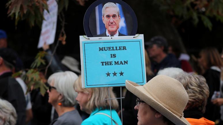 CBS: большинство американцев считает «российское расследование» политически мотивированным