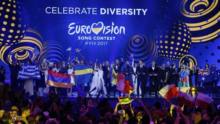 АВС: Евровидение как зеркало мировой геополитики